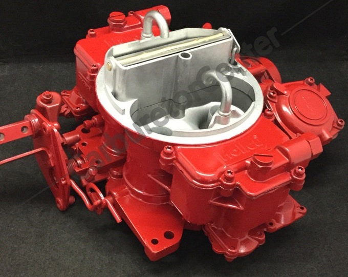 Volvo Penta Holley 7.4 Liter 4BBL Marine Carburetor *Remanufactured