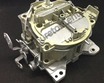 1970 Chevrolet Corvette 350/350 Quadrajet 7040507 Carburetor *Remanufactured