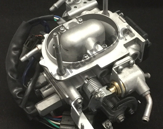 1987-1988 Nissan Pickup D21 Hitachi 2BBL Carburetor *Remanufactured