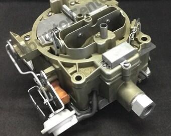 1967 Pontiac Quadrajet 7027262 Carburetor *Remanufactured
