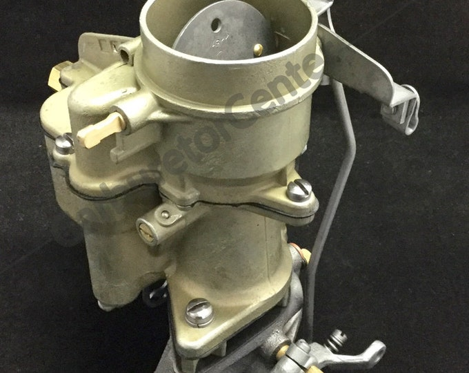 1937 Plymouth Carter C6F5 Carburetor *Remanufactured