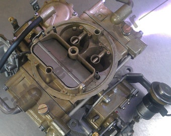 1985-1989 Ford Truck Holley 4BBL 4190EG Carburetor *Remanufactured
