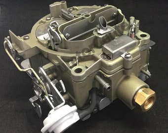 1967 Pontiac Rochester Quadrajet 4BBL Carburetor *Remanufactured