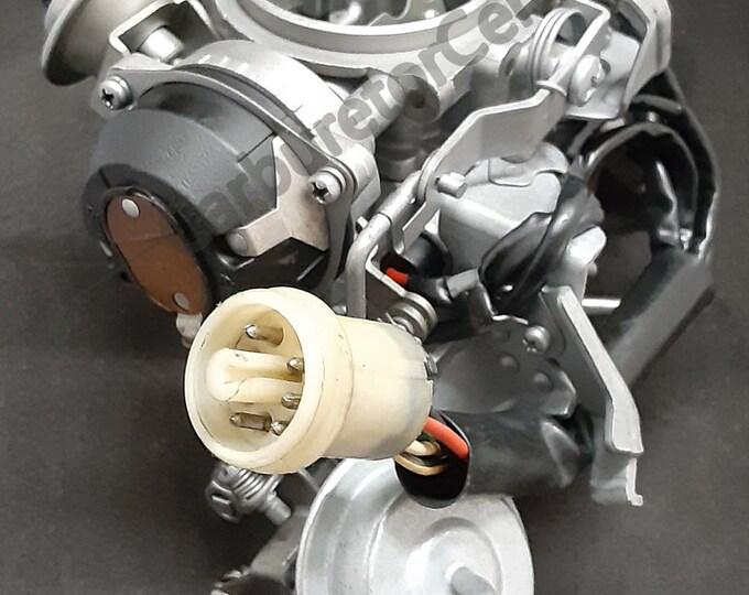 1983-1984 Nissan Sentra Hitachi 2BBL Carburetor *Remanufactured