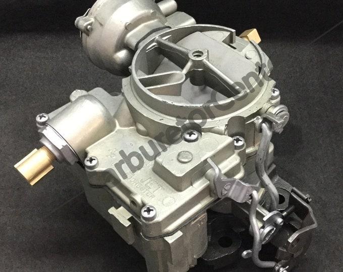 OMC Rochester Marine 17056197 Carburetor *Remanufactured