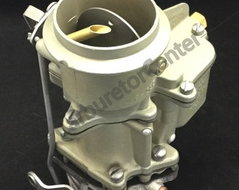 Plymouth Carter D6H2 Carburetor *Remanufactured