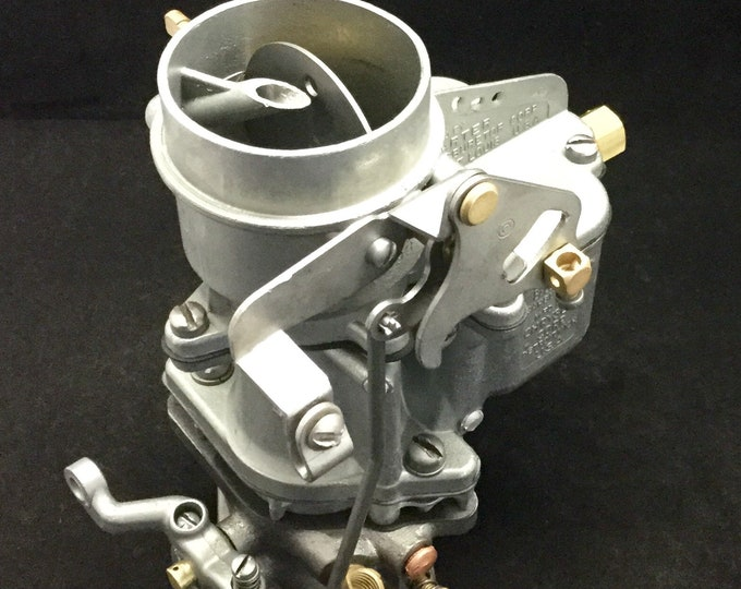 1938-1941 Plymouth Carter D6A2 Carburetor *Remanufactured