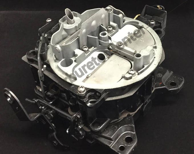 OMC Marine Rochester 4MV Type 4BBL Carburetor *Remanufactured