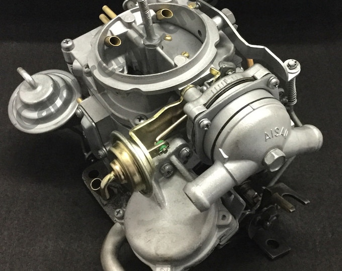 1977 Toyota Pickup 20R Aisan 2BBL Carburetor *Remanufactured