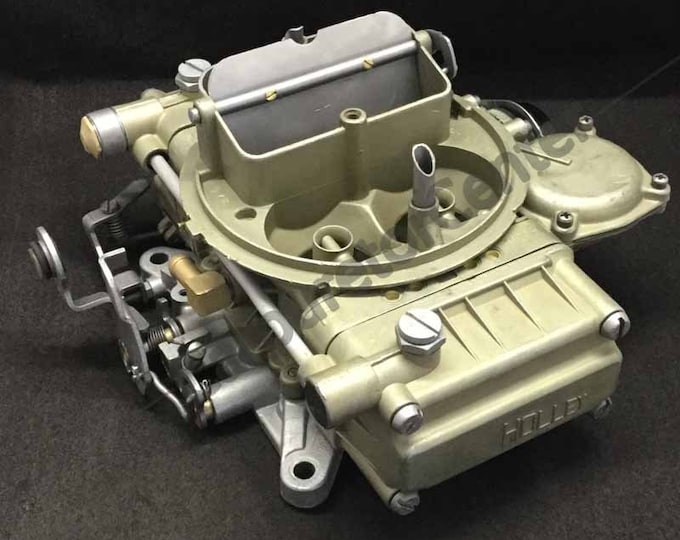 1964-1965 Chevrolet Corvette 327 Holley R2818 Carburetor *Remanufactured