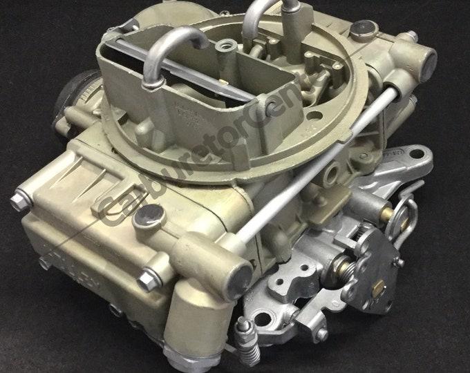 Ford 460 Marine 4160 Type Holley Carburetor *Remanufactured