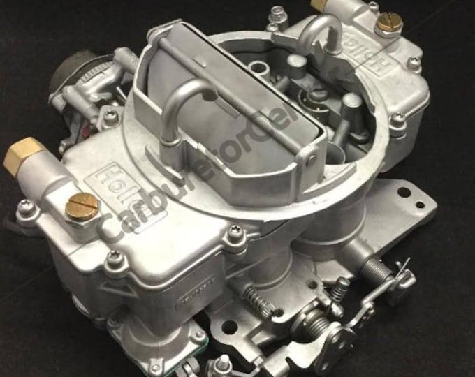Crusader 454 MerCruiser 4011 Type Holley Carburetor *Remanufactured