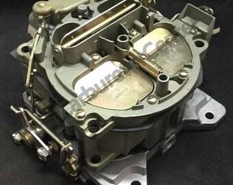 1971 Pontiac Rochester Quadrajet 7041267 Carburetor *Remanufactured