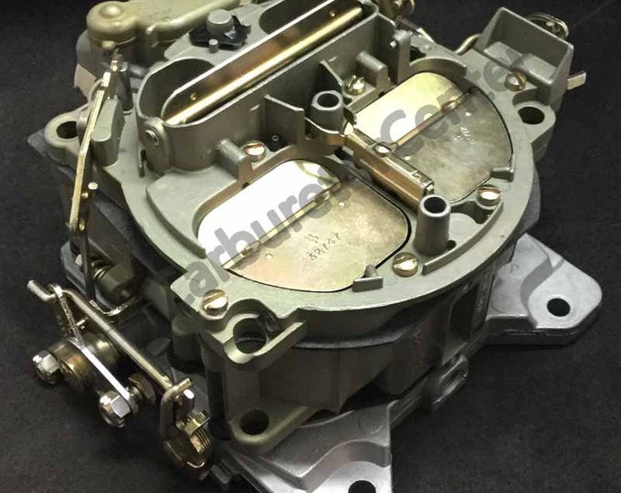1971 Pontiac Rochester Quadrajet 7041267 Carburetor *Remanufactured