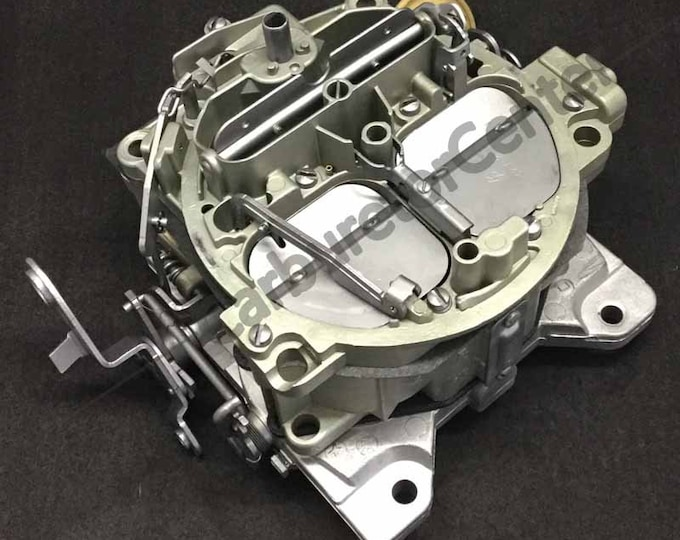 1965-1966 Chevrolet 396 Rochester Quadrajet 4BBL Carburetor *Remanufactured