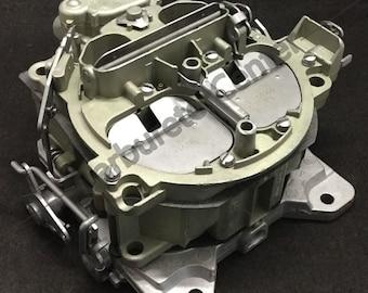 1971 Pontiac Rochester Quadrajet Carburetor *Remanufactured