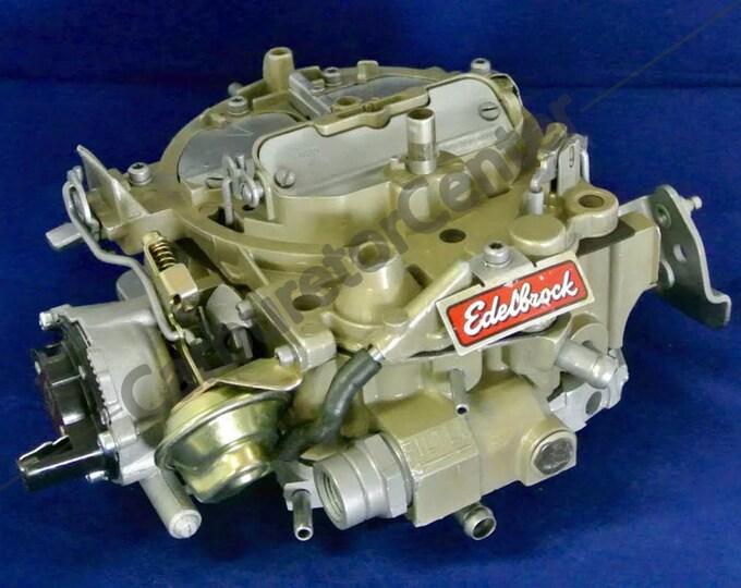 Edelbrock 1904 Quadrajet 795CFM 4BBL Carburetor *Remanufactured