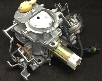 1981-1991 Jeep 258 BBD Carter Carburetor *Remanufactured