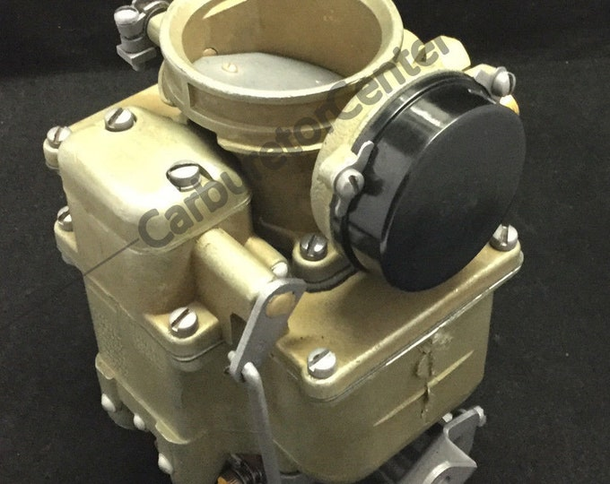 1942-1954 Pontiac Carter WCD 720S Carburetor *Remanufactured