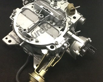 1985-1986 GMC K20 Rochester Quadrajet 4BBL Carburetor *Remanufactured