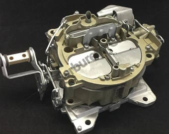1968 Cadillac 4MV Rochester 4BBL Carburetor Remanufactured