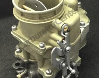 1942-1948 Lincoln Zephyr Holley 26H 06H Carburetor *Remanufactured