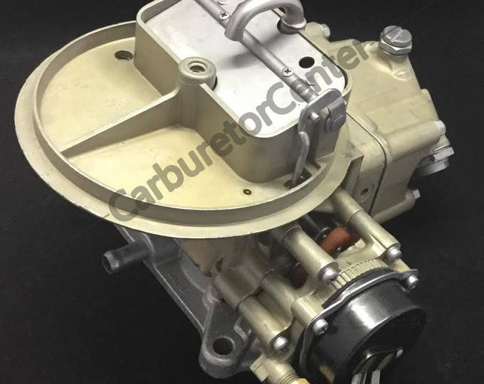 Volvo Penta Holley 3.0 Liter 2BBL Marine Carburetor *Remanufactured