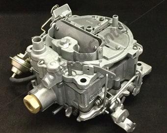 1972 Pontiac Rochester Quadrajet Carburetor *Remanufactured