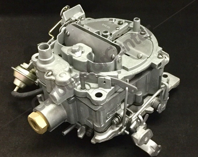 1972 Pontiac Rochester Quadrajet Carburetor *Remanufactured