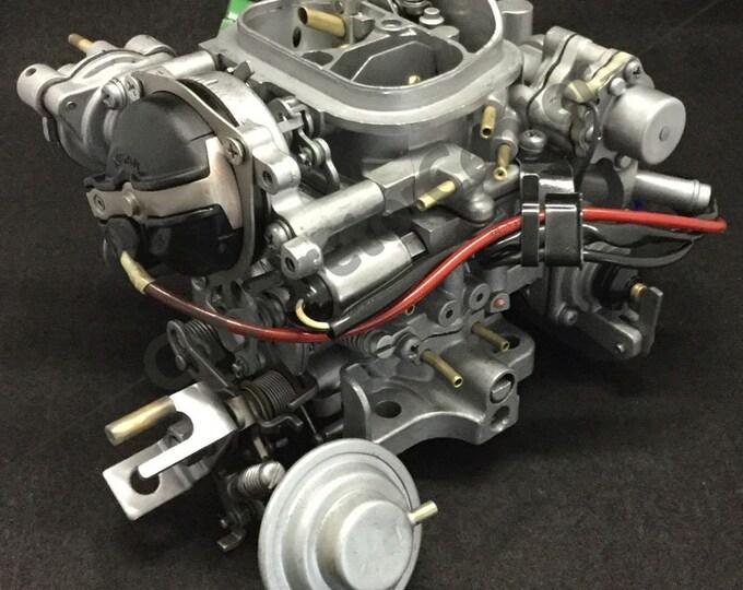 1981-1982 Toyota Pickup 22R Aisan 2BBL Carburetor *Remanufactured