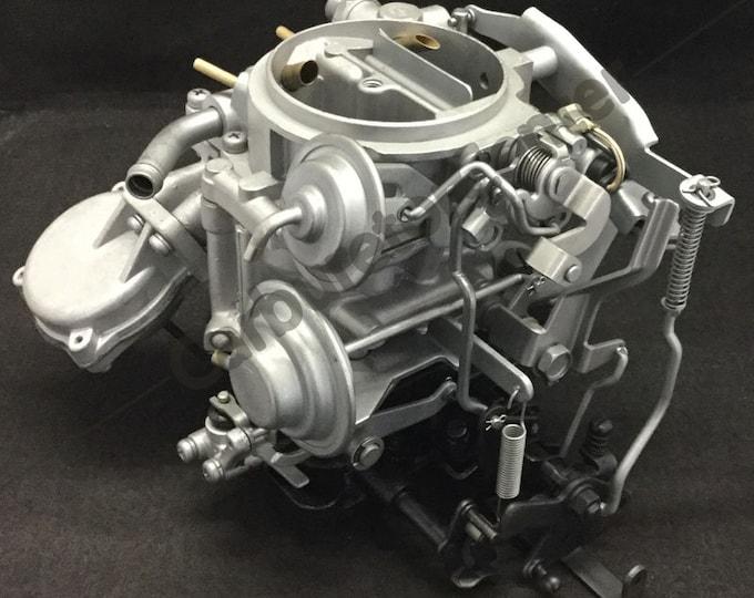 1981-1987 Toyota Landcruiser Aisan 2BBL Carburetor *Remanufactured