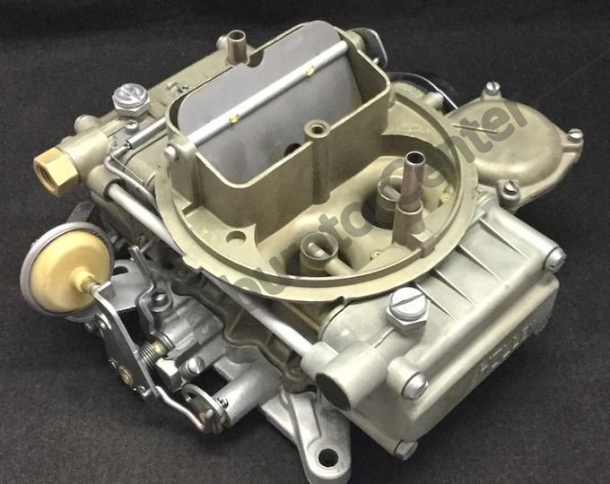 1958-1961 Lincoln Holley 4BBL Carburetor *Remanufactured