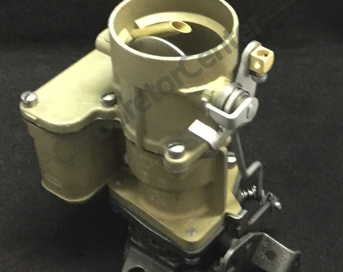 Willys Jeep Carter 2467S Carburetor *Remanufactured
