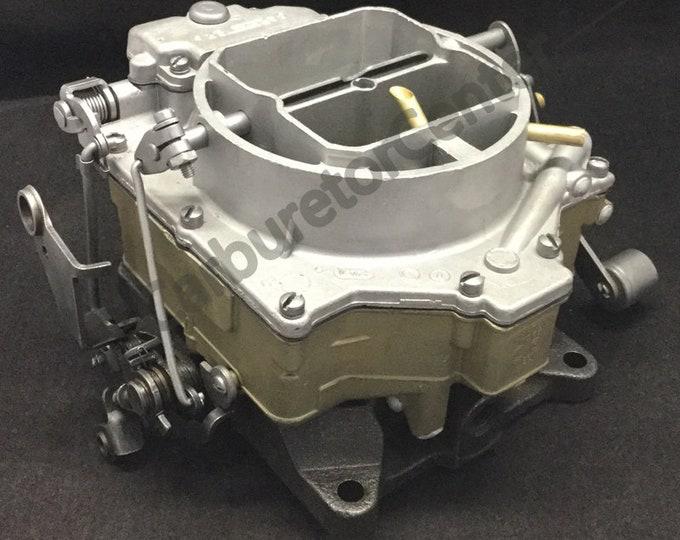 1959-1961 Chevrolet 348 Carter WCFB 3061S Carburetor *Remanufactured