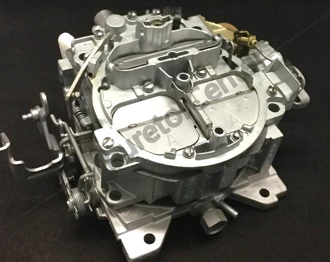 1981 Pontiac Trans Am Turbo Rochester 17081273 Carburetor *Remanufactured