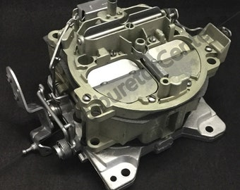 1967-1968 Chevrolet Rochester Quadrajet 4BBL Carburetor *Remanufactured