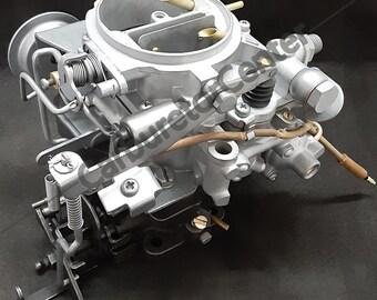 1975-1976 Toyota Landcruiser Aisan 2BBL Carburetor *Remanufactured