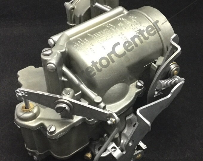 1953-1957 Studebaker Commander Stromberg WW Carburetor *Remanufactured