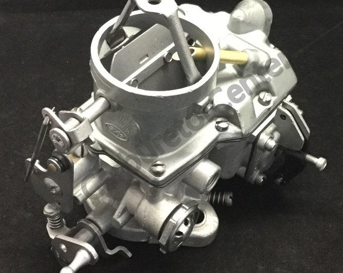 1966-1967 Ford Bronco Carburetor *Remanufactured