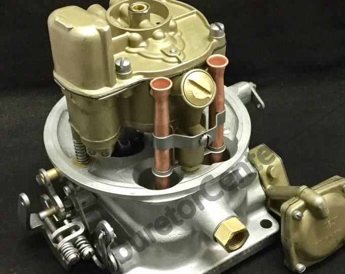 1954 Lincoln Holley R891 Carburetor *Remanufactured