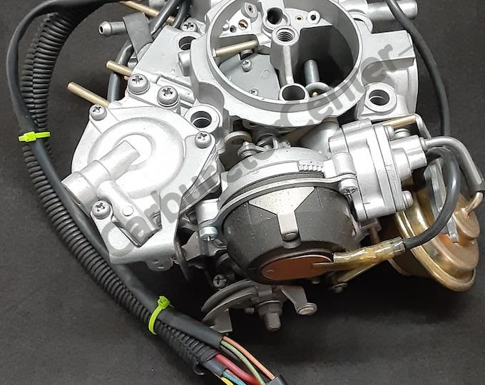 1987-1989 Dodge D50 Mighty Max 2.6 Carburetor  *Remanufactured