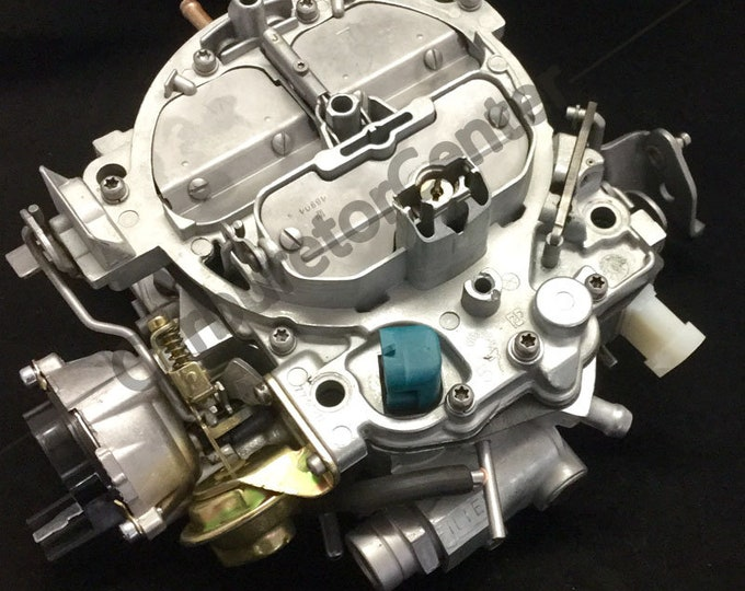 1981-1987 Chevrolet 350 Rochester Quadrajet 4BBL Carburetor *Remanufactured
