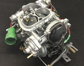 1985-1986 Toyota Pickup 22R Aisan 2BBL Carburetor *Remanufactured