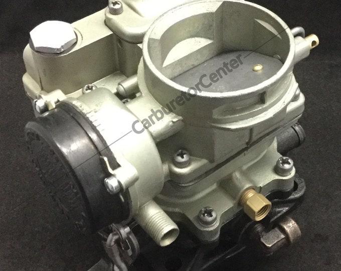 1955 Pontiac Rochester 2182s 2207s Carburetor *Remanufactured