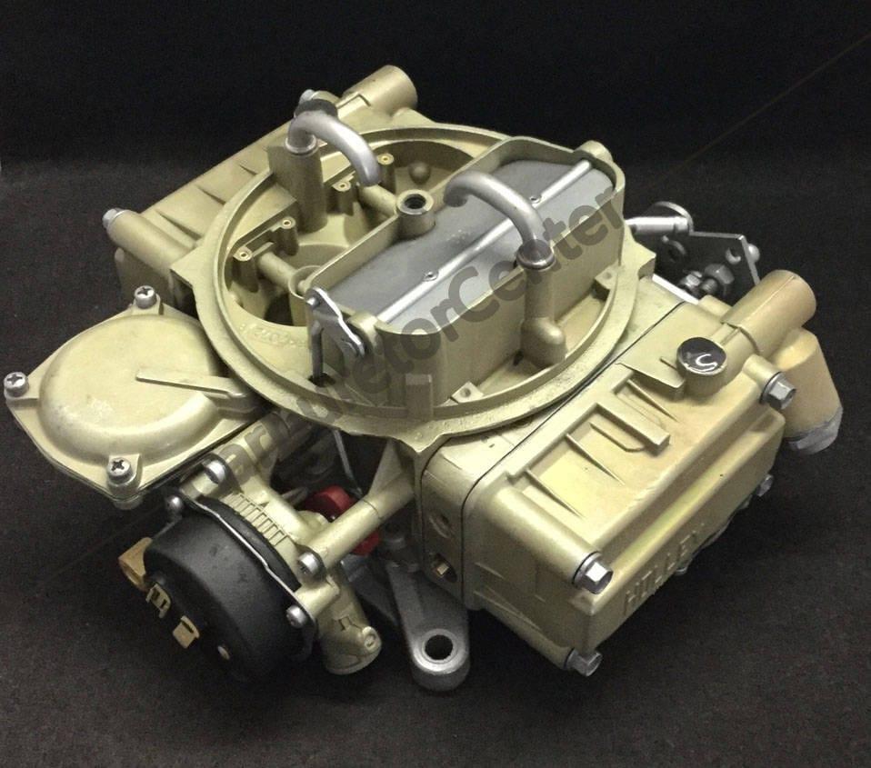 Ford Marine 4160 Type Holley Carburetor Remanufactured