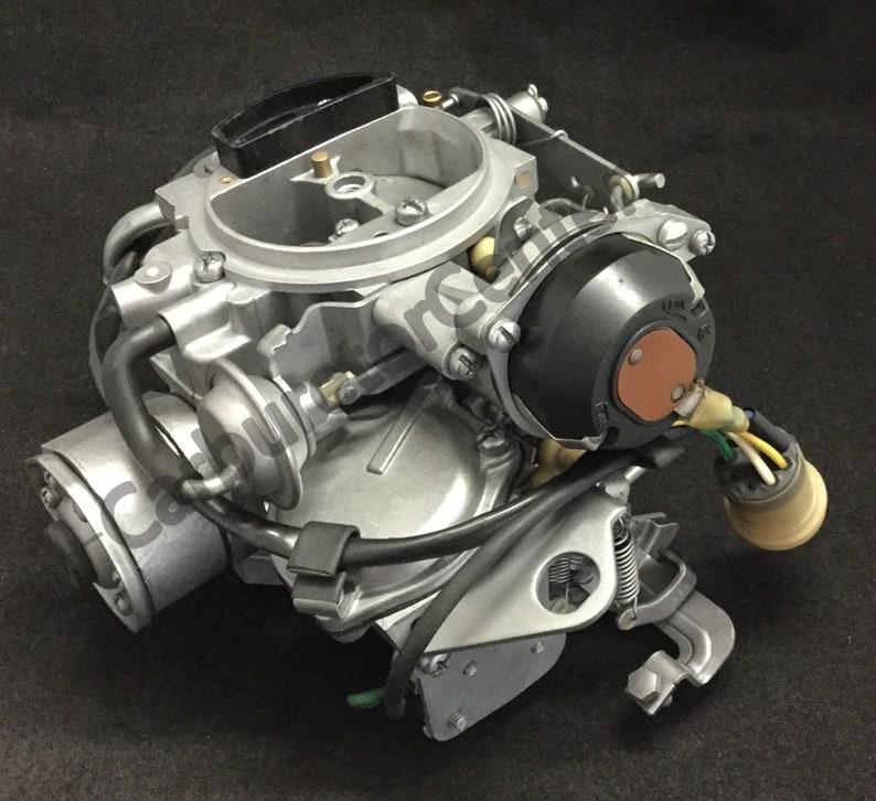 1983-1984 Nissan Pickup 720 Hitachi 2BBL Carburetor
