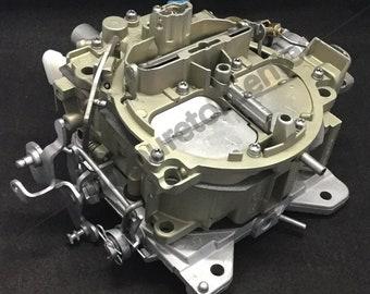 1981-1987 Oldsmobile Cutlass V8 Quadrajet Carburetor *Remanufactured