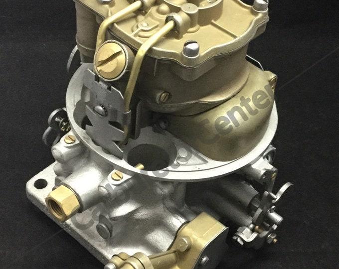 1955 Lincoln Holley R1076 Carburetor *Remanufactured