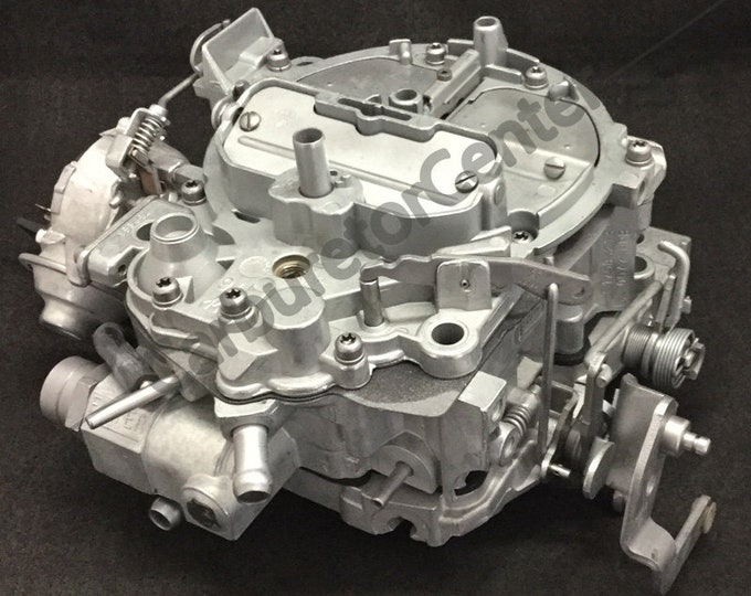 1985-1986 Chevrolet Rochester 17084500 Carburetor *Remanufactured