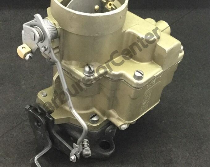 Chevrolet Carter 2100S Carburetor *Remanufactured